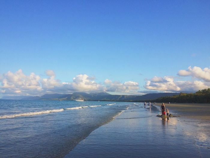 Queensland Portdouglas Fourmilebeach Beach Beachphotography Sea Australia Shore