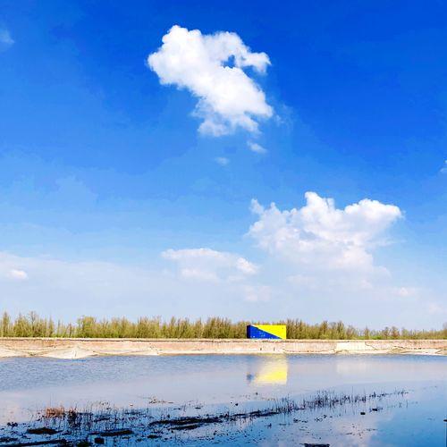 Sky Water Cloud