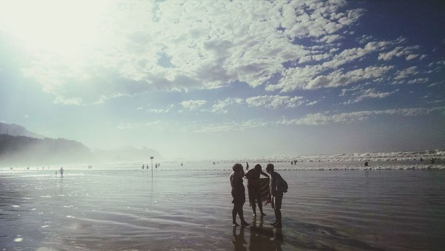 First Eyeem Photo Beachday Sunlight