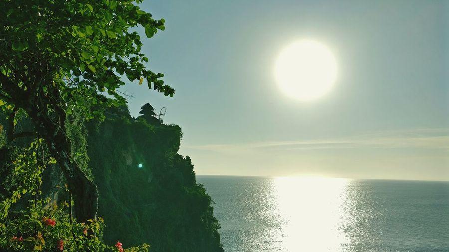 Sunset Noedit Horizon Over Water Landscape Scenics Nature Beauty In Nature Sunbeam Sunlight Water No People Sun Sea Bali Uluwatu Outdoors First Eyeem Photo YeEmPic Oneplusphotography