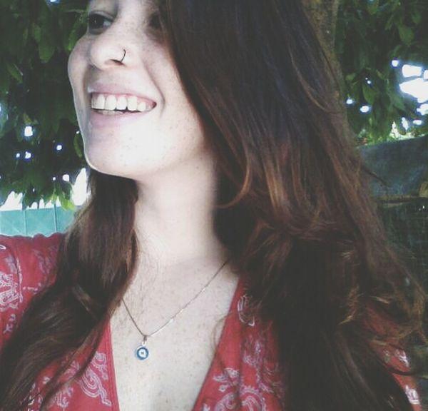 Taking Photos Lovely Girl Brazilian