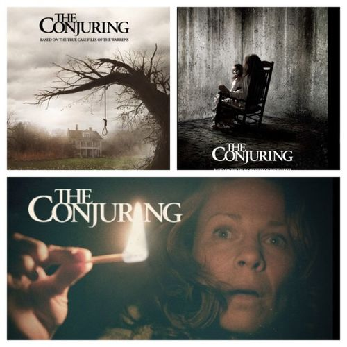 @smile4cat Ohh shiiieeet... U ready for this?! Theconjuring  Truestory Horrorflick Ohshit Whatarewegettingourselvesinto Datewithbb Longoverdate Soulmate Sisters