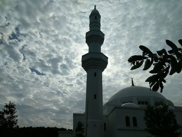 Masjidhussainseremban2 Cloudporn Clouds Check This Out Altocumulus Clouds And Sky Beautiful Nature Cloudscape Cloud_collection  EyeEm Nature Lover EyeEm Best Shots Mycapture Of The Day EyeEmbestshots CikLilcollection
