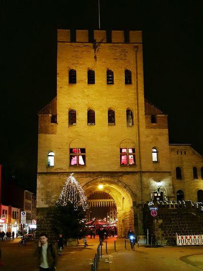 The Castle Severinstorburg Köln Castle Portal Cologne Geschichte History