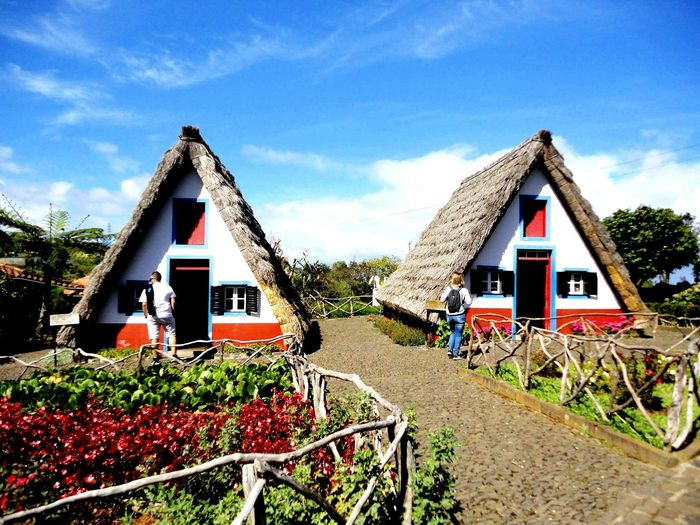 Santana Village, Madeira Island, Portugal :) Famous of its A-shaped huts :D Outdoors Santana Santanamadeira Santana :) Madeira Madeira Island Madeira Islands, Portugal Madeira,funchal Madeira Islands Madeira Vacation Portugal Portugal_lovers Portugal Is Beautiful Island Islands Miles Away