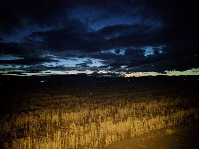 Dramatic Sky Nature Beauty In Nature No People Sky Night Cloud - Sky Scenics Landscape Dagestan
