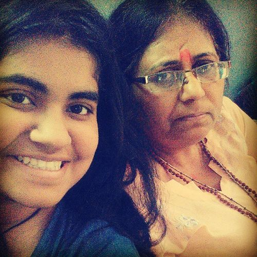 If there's somebody i know who loves me more than themselves, its u Mom .. U r the person i Lovethemost Admirethemost and without u m nothing! Love u to the core!!! Happymothersday mumma!