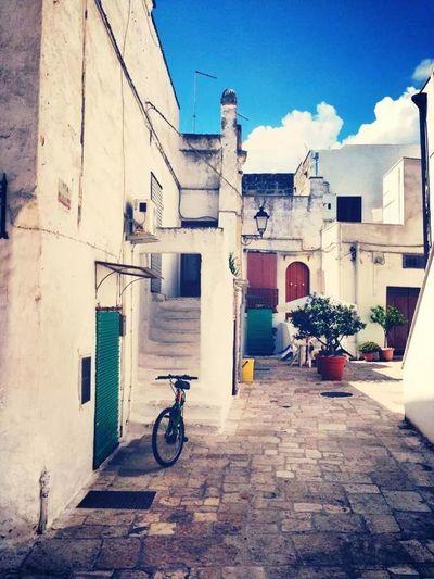 Old Town Italy Salento Puglia