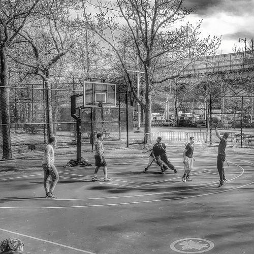 Living Bold Basketball Harlem  NYC Street Photography Rucker Park New York City HDR Streetphotography Blackandwhite Love And Basketball Photo By [Me] Epok84, www.Epokartography.com