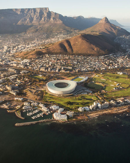 Aerial Aerial Photography Aerial Shot Aerial View Cape Town Cape Town From Above Cape Town Stadium Cape Town, South Africa Lion's Head South Africa Sunset Table Mountain Travel Destinations Travel Photography