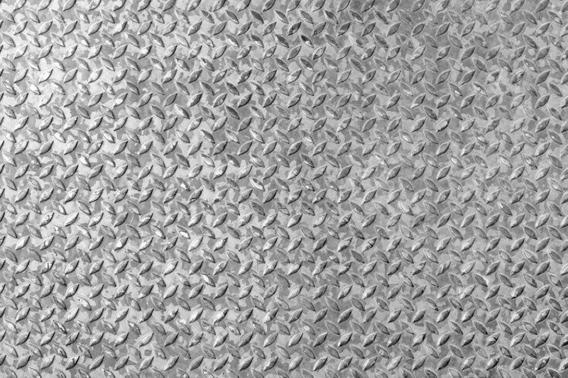 Full frame shot of textured metal