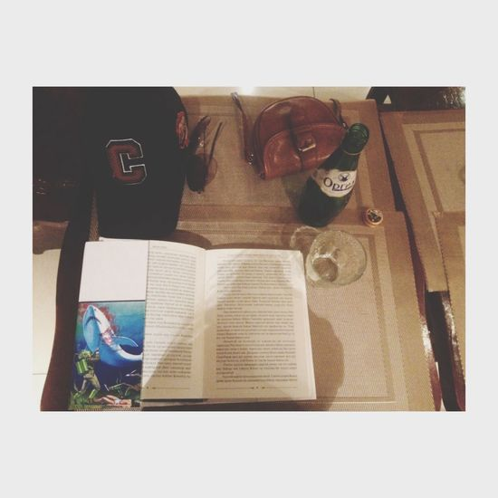 Good book nice place all we need Relaxing Hanging Out Julesverne Reading A Book