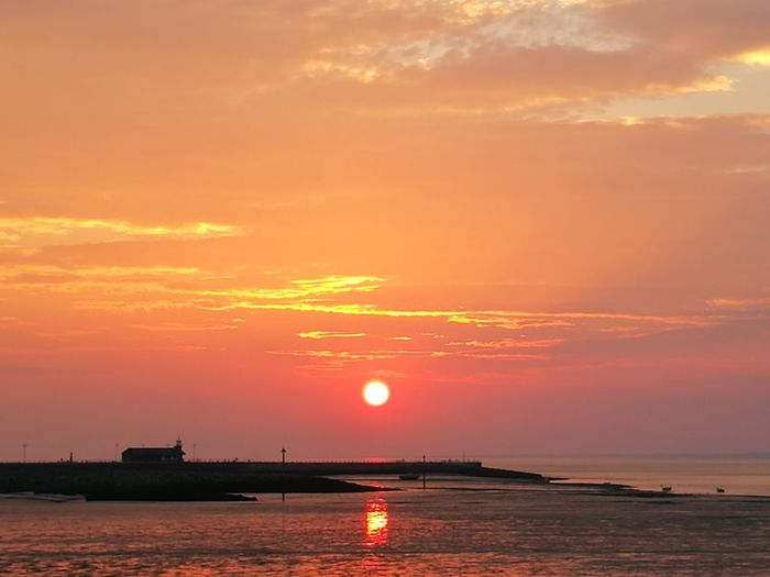 Sunset Bliss Beautiful Sunsets Morecambe Bay  U.K. Landscape Nature Photography