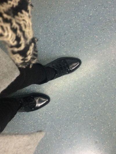 Zapatos Caminar Pies Modern