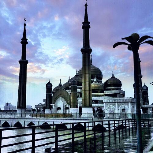Masjid Kristal, terengganu Check This Out Enjoying Life Taking Photos Scenery💋