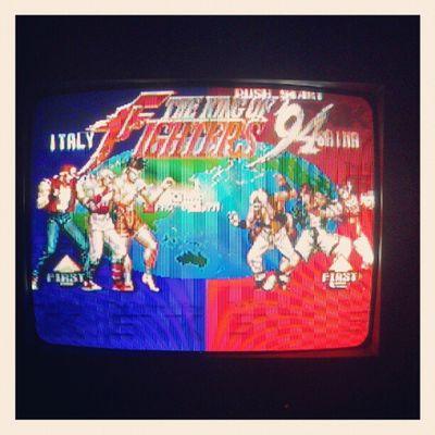 Classic arcade InstaAsia Samarinda Instagram INDONESIA kof94 thekingoffighters94 snk arcade dingdong