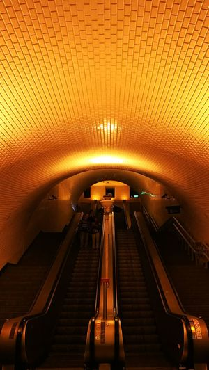 Lisboa Lisbon Lisbonlovers P3top Indoors  Architecture Illuminated Metro Metro Station HuaweiP9 Capturedonp9 Leica Lens