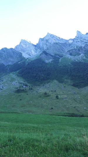 Montagnes Relaxing