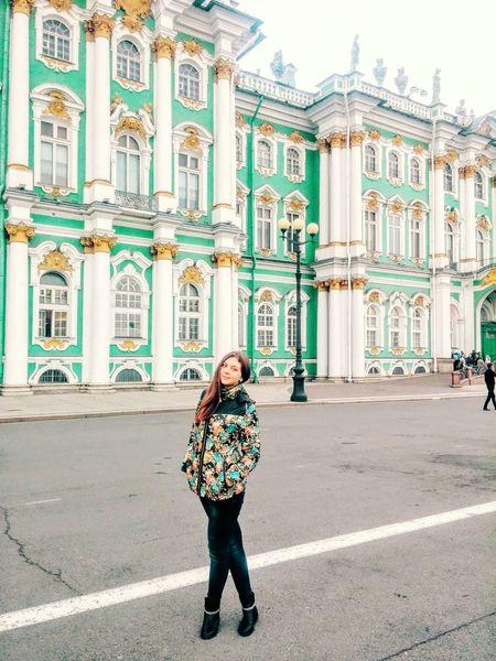 Saint-Petersburg дворцоваяплощадьэрмитаж