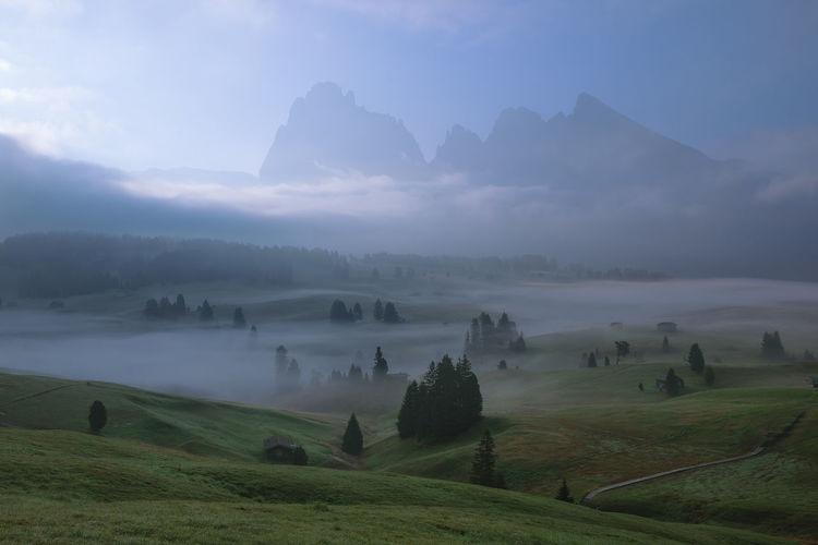 Alpe di Siusi,