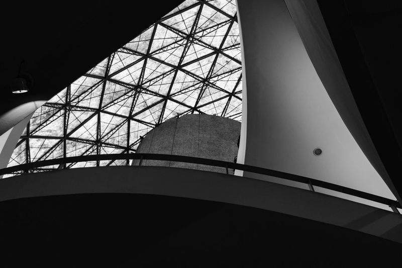 Architecture Indoors  Built Structure Triangles arquitetura First Eyeem Photo