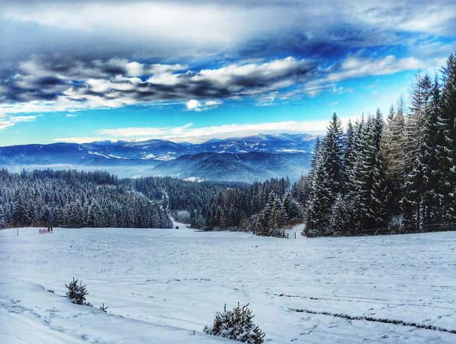 On the mountain Cold Temperature Snow Winter Weather Season  Nature Nature_collection Nature Photography Naturelovers Nature On Your Doorstep Nature's Diversities Nature_perfection Naturephotography Naturelover Nature_collection Nature_ Collection  Nature Lover Natures Diversities