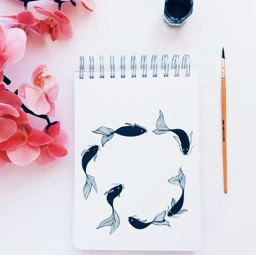 Perseverance Sketch Pad White Background VSCO EyeEm Design Illustration EyeEmNewHere EyeEm Gallery Vacocam