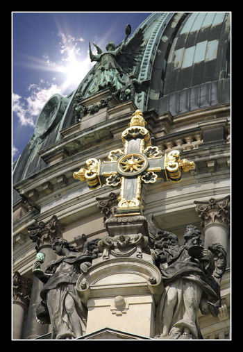 Berliner Dom Architekturberlin Dome Streetphotography Hello World