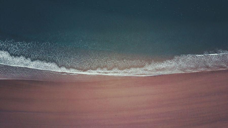 Redcar Beach seafront