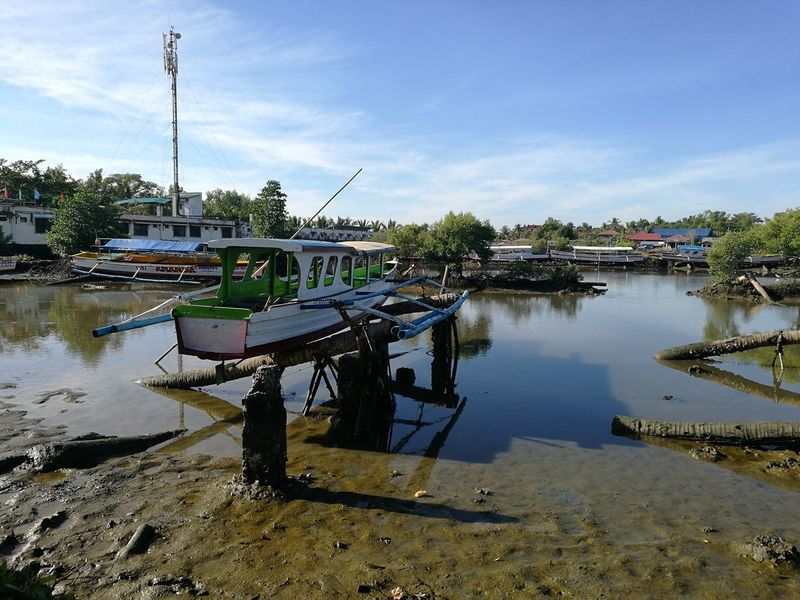 Sometimes you wish life is simple... #simplelife #province #provincial #home #place #asia #beautifulplace #asia #philippines #Island #boat #objects Nature