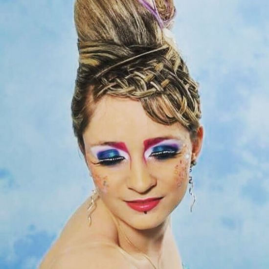 Makeupartist Makrup Maquillage Model Enjoying Life