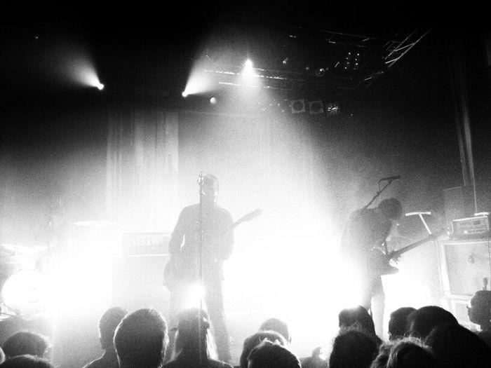 Blackandwhite Live Music Cult Of Luna