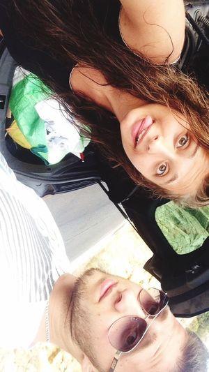 After Swimming Summertime Summer2015 Selfie ✌ Self Portrait Brother Olderbrother Summer ☀ Moments Selfportrait