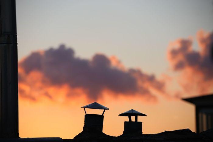 Check This Out Amazing Sunset Sunset... Enjoying Life