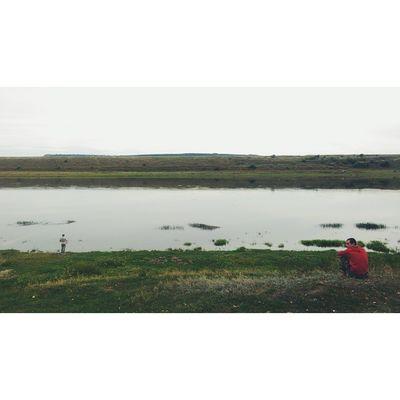 Nistru river bank in Camenca. Nistru Dniester Pridnestrovie Transnistria river vscocam vsco documentary webdoc themoldovandiaries