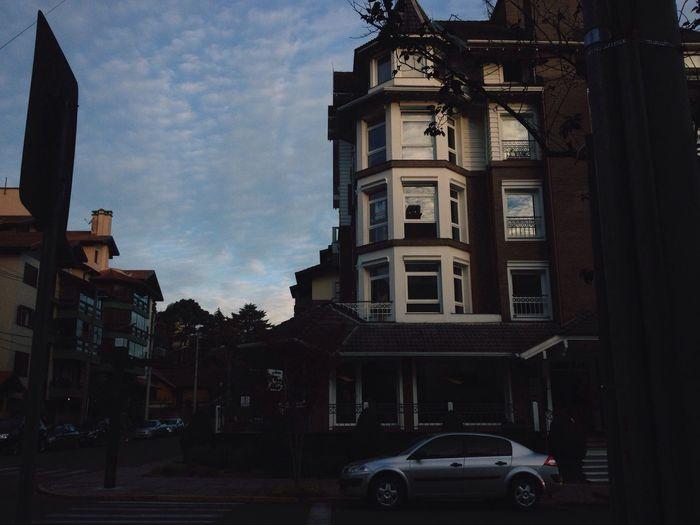 Gramado/RS Streetphotography Sky