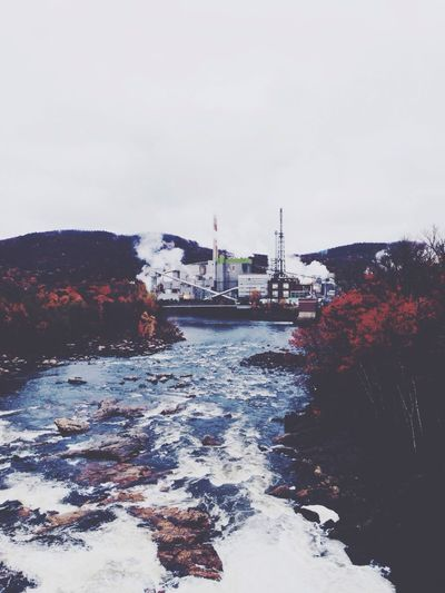 Water Sky Outdoors Built Structure Nautical Vessel City First Eyeem Photo