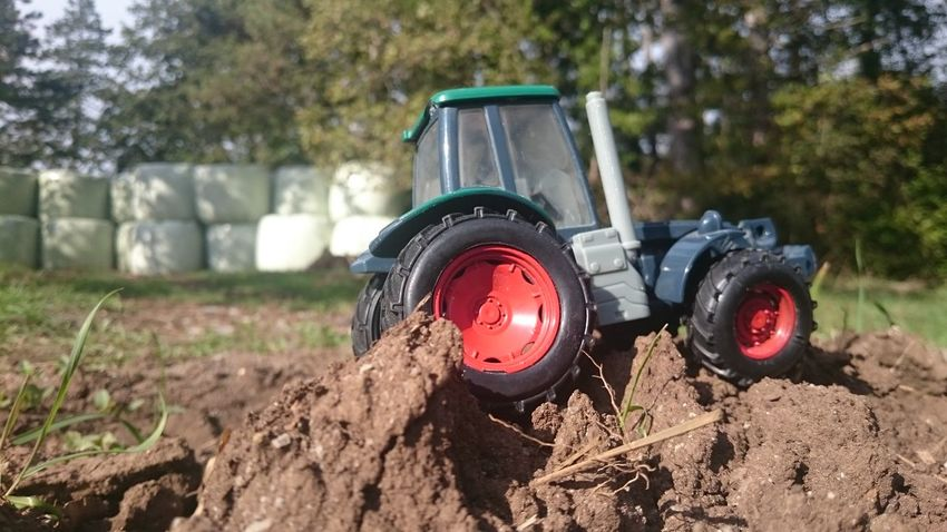 No Filter Tractor Tractor Toy Offroad