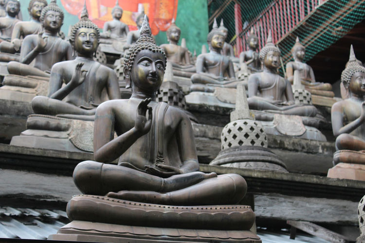Buddha Sri