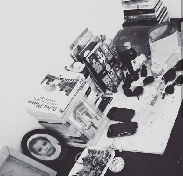 Messy Desk Messy Life Perfection