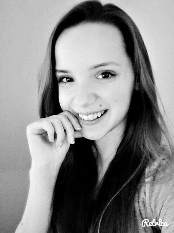Blackandwhite Black And White Black & White Happy Lithuaniagirl Girl Relaxing Hanging Out Smile Summer