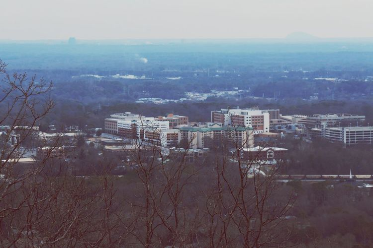 Cityscapes City Atlanta KennesawMountain Georgia Tb Beautiful Nature Beautiful January Canon