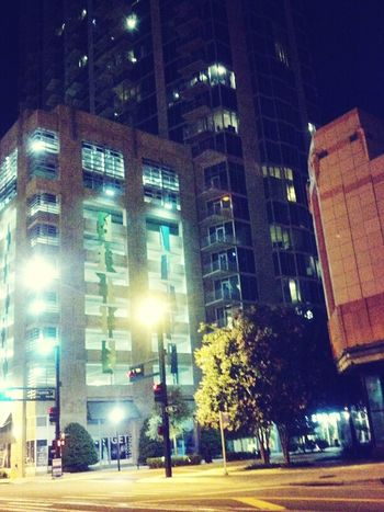 it goes on and on .. downtown high rise living