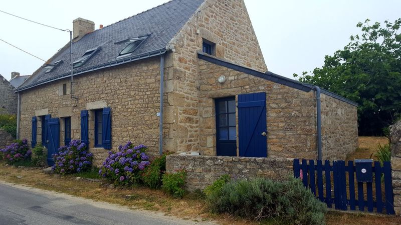 Brittany France Mobilephotography Samsung Galaxy S6 Taking Photos Old House On The Road Old House In Brittany Bretagne Bzh Breizh Landscape Check This Out Grey Sky Hello World Taking Photos 43 Golden Moments Inspired Travel Photography @ Plouharnel