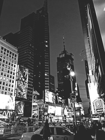 NYC Times Square NYC NYC Photography Black And White