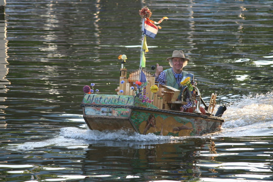 Amsterdam Canal Amsterdamcity Amsterdamthroughmycamera Boat Boating Boats⛵️ Canal Canal View Canalview Happiness Happy People Messing Around Musical Instruments Netherlands Netherlands ❤ Water Water Reflections Water_collection Waterfront
