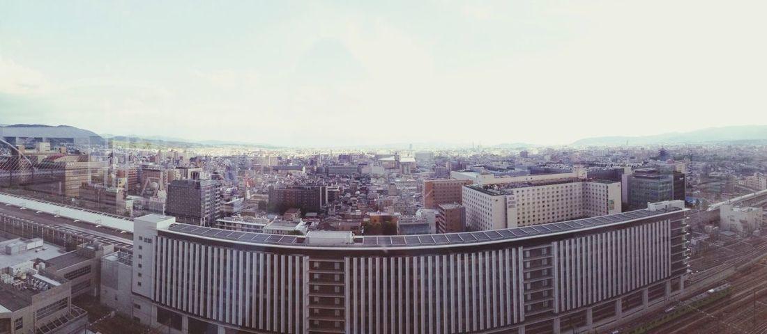 Kyoto City..きれい...
