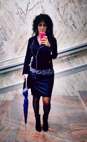 Ready to go... Woman ThatsMe Myself Style IPhoneography Portrait Women Of EyeEm Saturdaynight