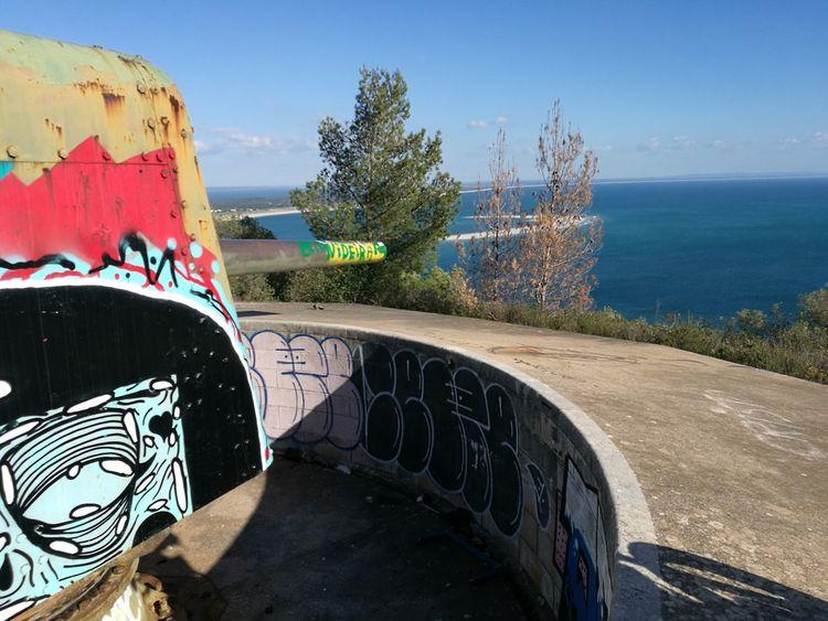 #Arrábida EyeEm Selects Water Sea Beach Tree Sky Horizon Over Water
