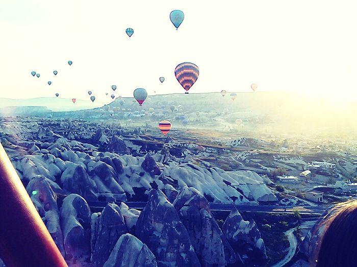 The Great Outdoors - 2015 EyeEm Awards The Traveler - 2015 EyeEm Awards The Moment - 2015 EyeEm Awards Travelling Hot Air Balloons Moments Open Edit Taking Photos Flying Enjoying Life 😉